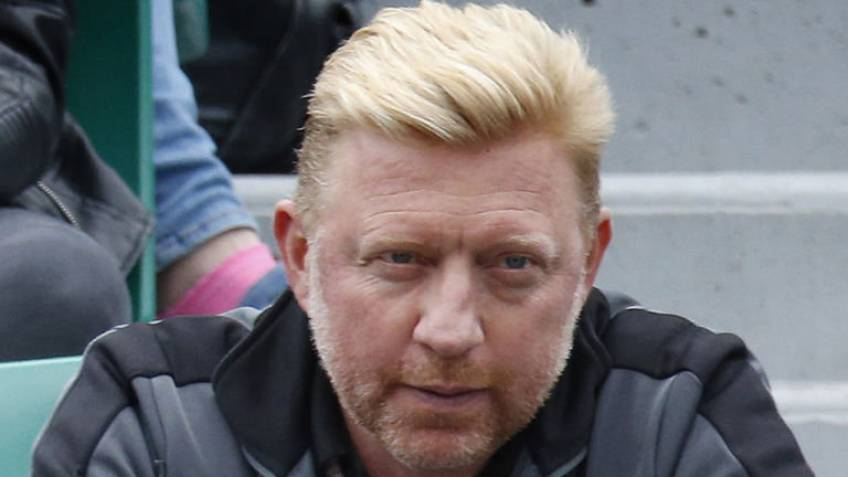 Boris Becker Calls for an End to Racism
