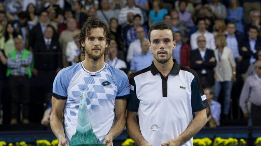 Roberto Bautista Agut & Joao Sousa Raise Funds for Ronald McDonald House