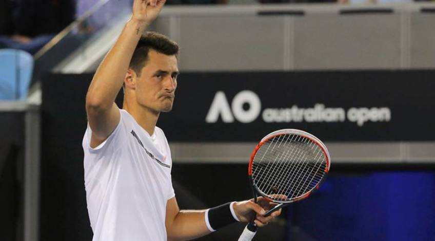 Bernard Tomic: 'I'd love to qualify for Australian Open'