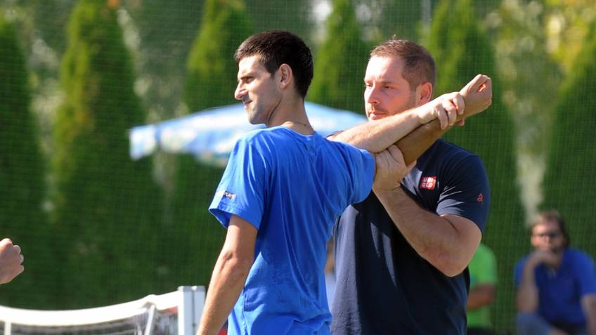 Novak Djokovic S Former Therapist Reveals How Serbian Stayed Injury Free