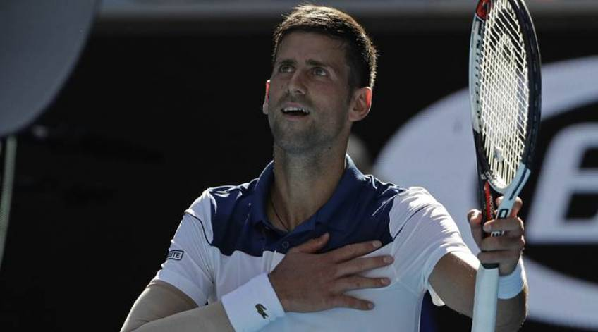 Novak Djokovic Makes Racquet Changes For 2018