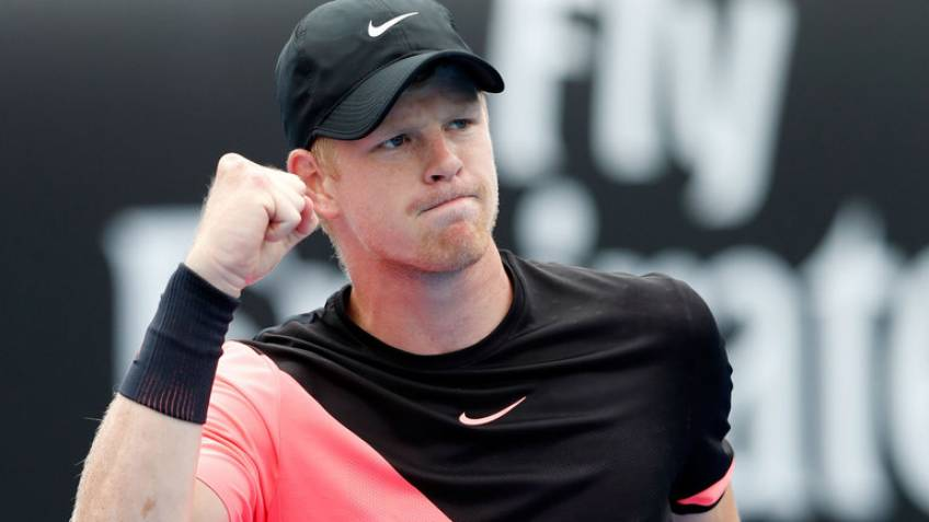Kyle Edmund: 'I'm happy with where I'm at in my game'