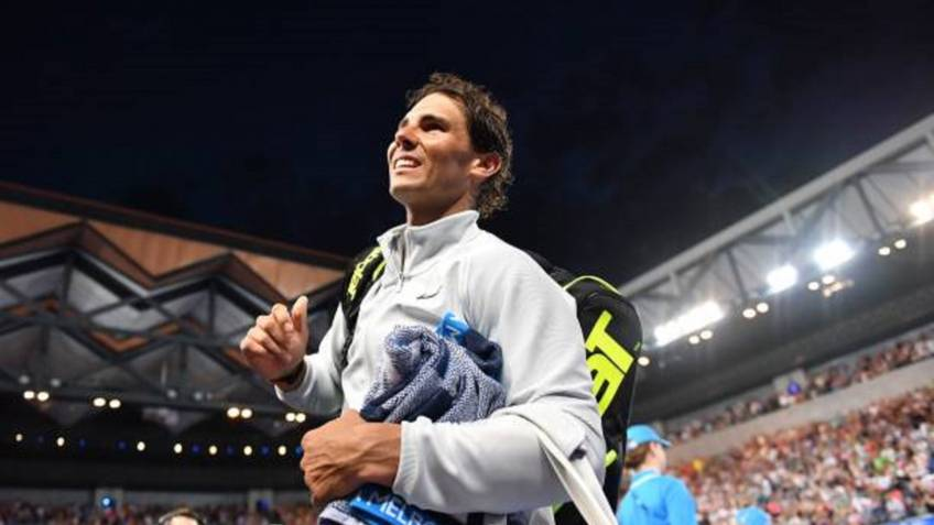 Rafael Nadal: 'Some players play more at night. TVs, tickets to sell...'
