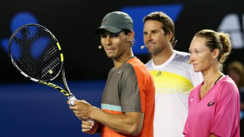 Samantha Stosur suggests change in favour also of Rafael Nadal