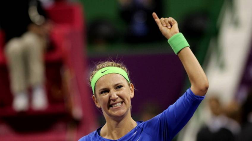 Ongoing nightmare for Victoria Azarenka, who has withdrawn from WTA Doha