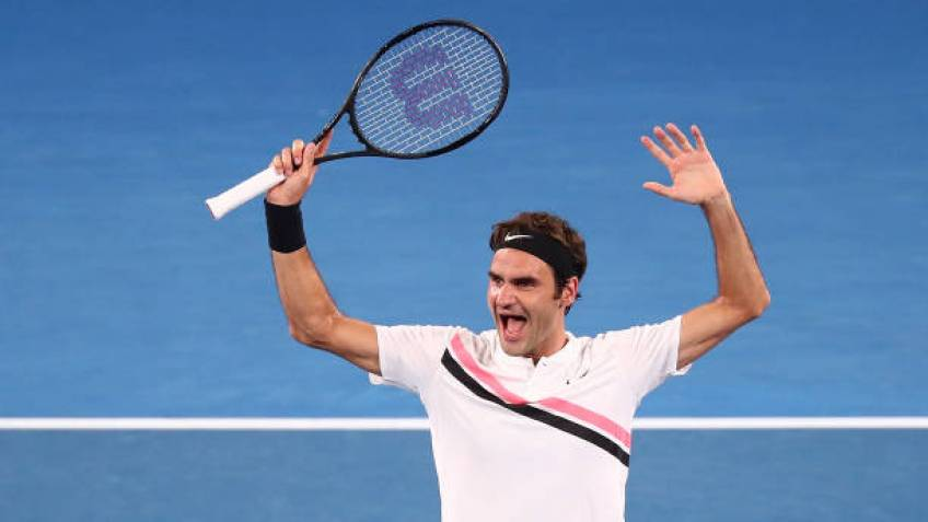 'Take some risks when you play Roger Federer' - Michael Stich