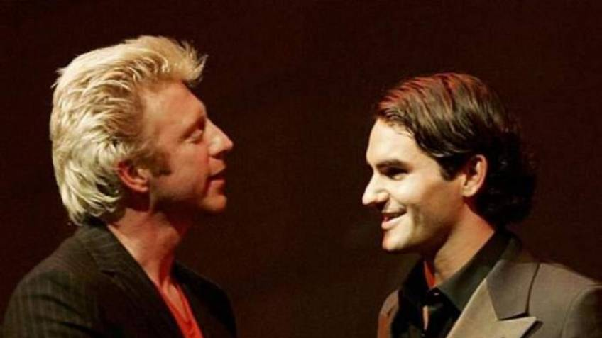 Becker talks of 'doubts' about Federer beating McEnroe, Borg at their best