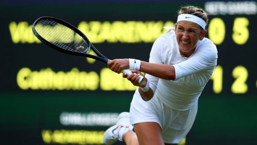 Is this the season Victoria Azarenka will make her tennis comeback?