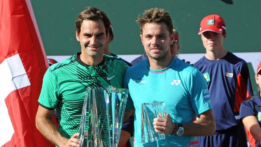 Stan Wawrinka: 'Becoming world no. 1 would be special for Roger Federer'