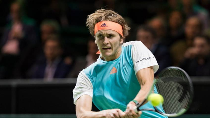 ATP Rotterdam: Winning start for Alexander Zverev and Tomas Berdych