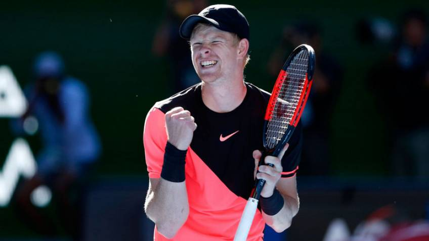Kyle Edmund Pulls Out of Argentina Open Due to Throat Infection