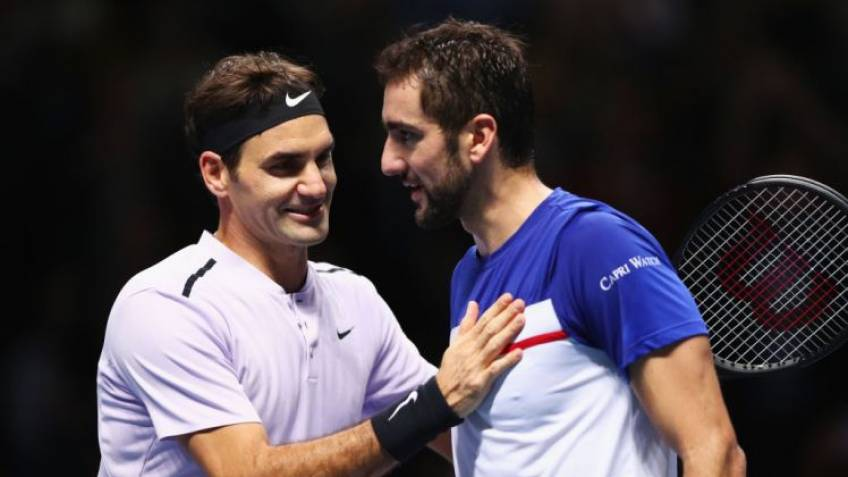 Tracy Austin: Marin Cilic can stop Federer ending the year as No.1