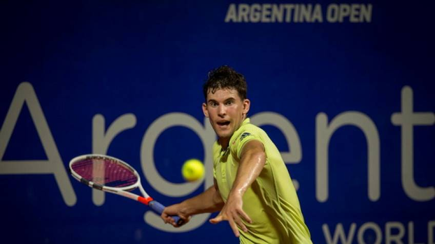 Dominic Thiem wins Argentina Open for 2nd time in 3 seasons