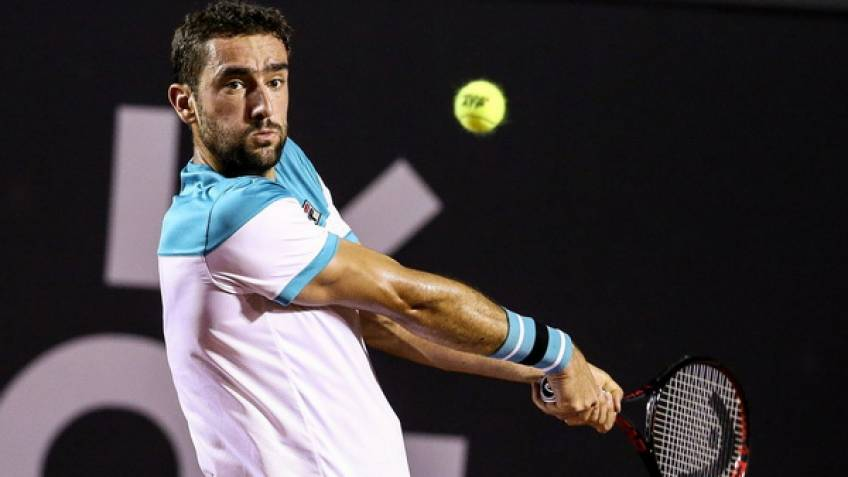 Cilic untroubled as Fognini battles in Rio