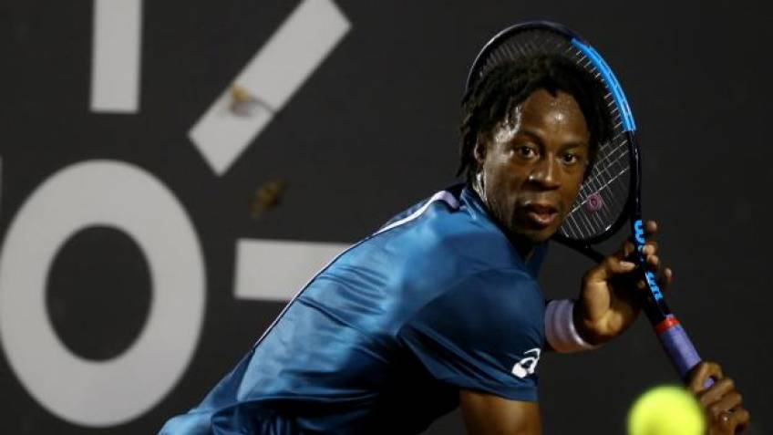 Monfils ousts Cilic at Rio Open