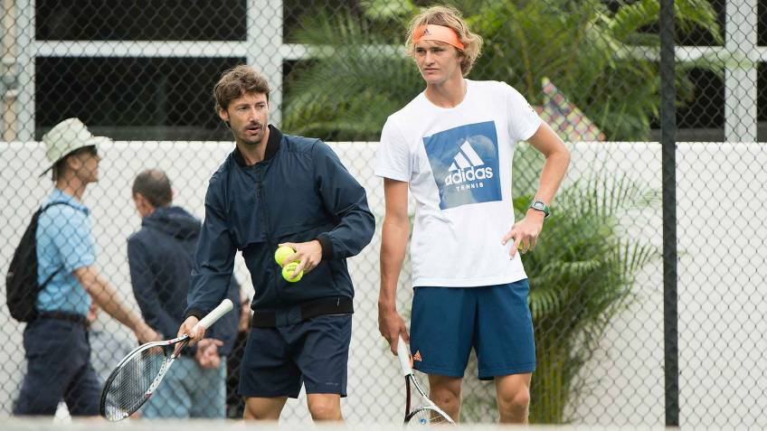 Alexander Zverev and Juan Carlos Ferrero split! Here is why