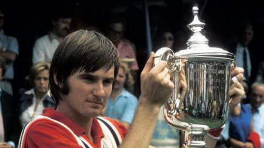 ATP ANALYSIS: Connors blasts 53 winners vs Rosewall to conquer '74 US Open