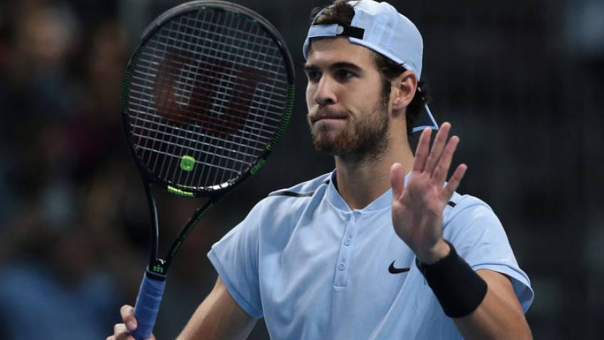 Khachanov not ready to make career-long playing commitment to Marseille