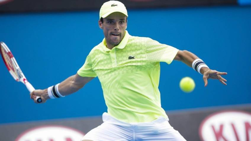 Bautista Agut stops the rot in Dubai