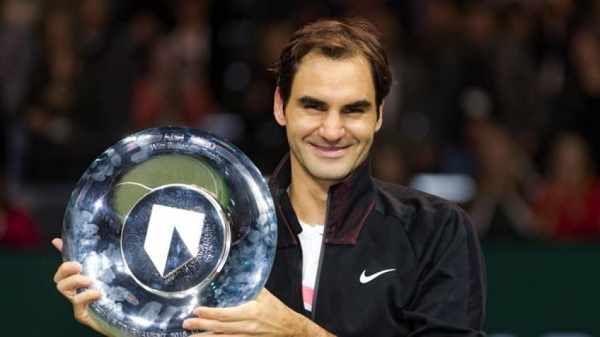 ATP Rankings: Roger Federer is 345 points clear of Rafael Nadal at the top