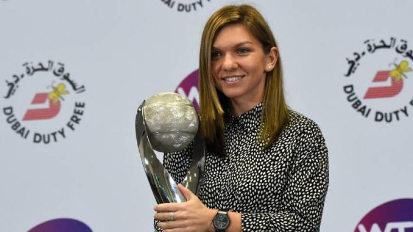 Wta rankings 26 02 2018 injured simona halep is back for World no 1 home