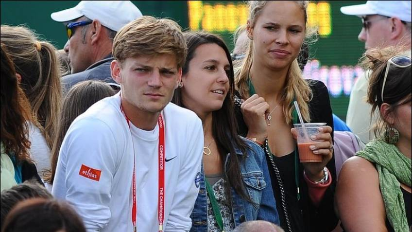 Goffin S Girlfriend Stephanie Tuccitto Talks About Their Marriage Plans