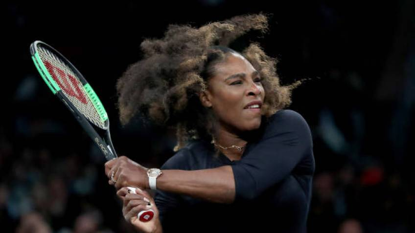 Serena has high expectations heading into Indian Wells