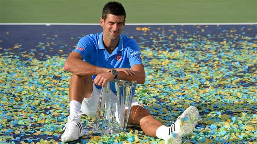 World Number One Reaches Indian Wells Last 16