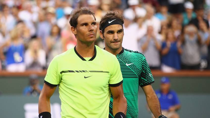 Roger Federer: 'I am disappointed by Rafael Nadal's withdrawal'