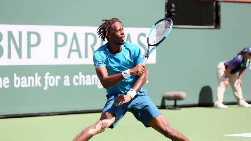 Gael Monfils: 'Every match I receive racist comments'