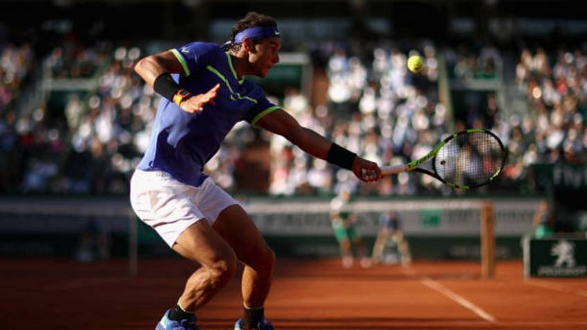 Rafael Nadal is now more careful about his diet, says Dr. Cotorro