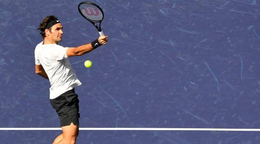 Raonic advances to semis at Indian Wells