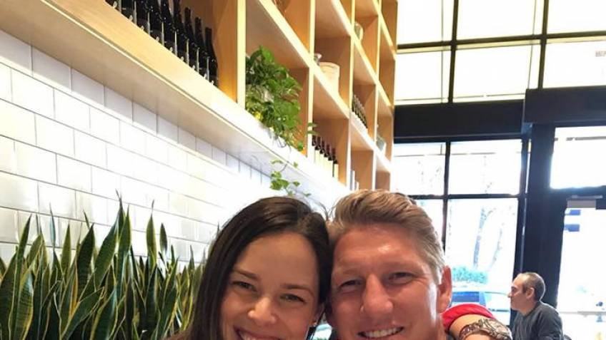 Ana Ivanovic has given birth to a boy!
