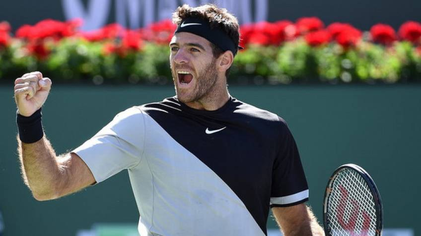 Alexander: Osaka, Del Potro come away with Indian Wells titles