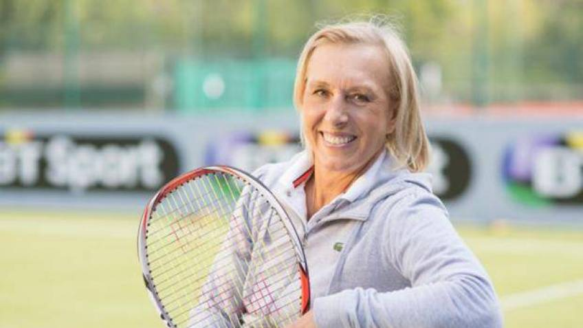 Martina Navratilova makes shocking Pay Gap Claim!