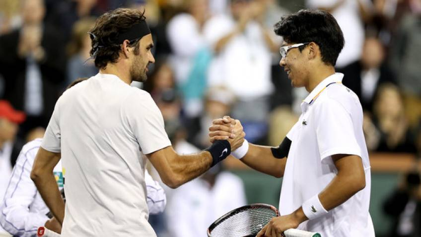 ATP ANALYSIS: Roger Federer hits 37 winners to oust Hyeon Chung at IW