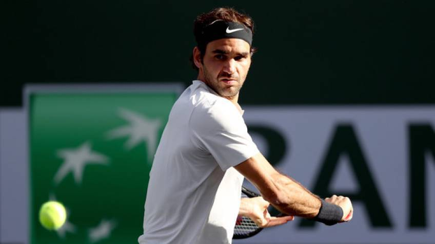 Catherine Whitaker: Roger Federer may have been distracted