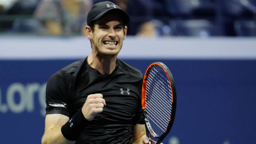 Andy Murray 'absolutely gagging' to get back to tennis