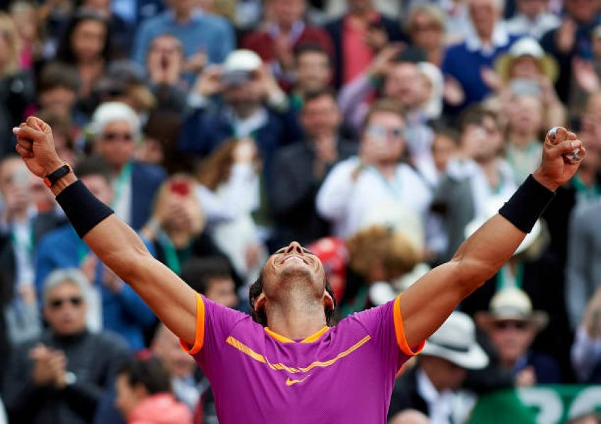 Revealed: Rafael Nadal's outfit in the clay season