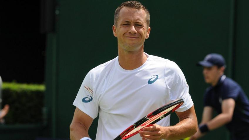 Right foot injury almost cost Philipp Kohlschreiber his career in 2016