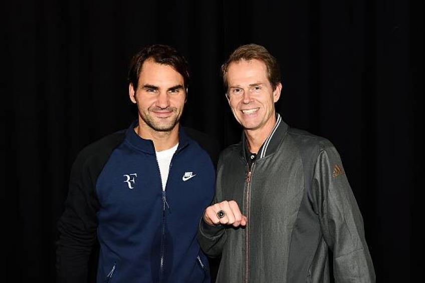 Stefan Edberg: 'After Federer, I refused exciting tennis projects'