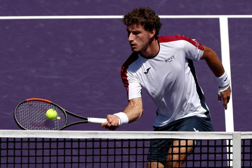 Anderson crashes out in Miami Open quarters