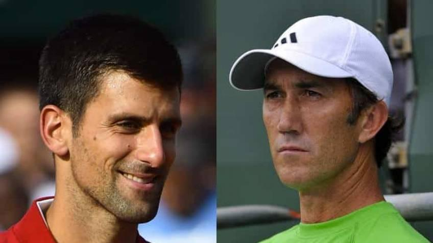 Novak Djokovic splits from coach Andre Agassi