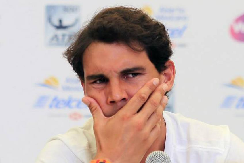 Rafael Nadal: 'I didn't know that I was back as the world no. 1'