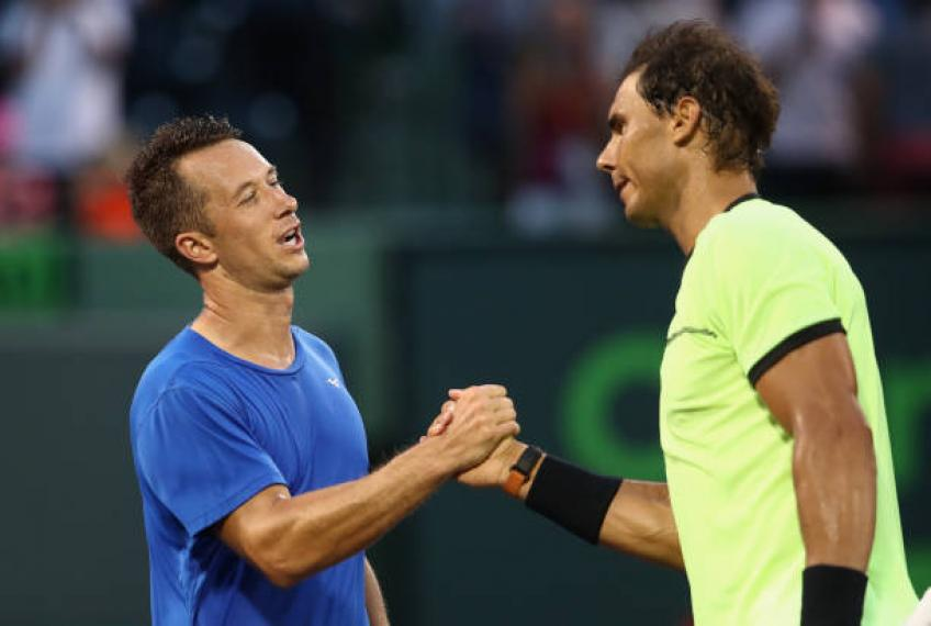 Nadal Marks Injury Return With Comfortable Win Over Kohlschreiber