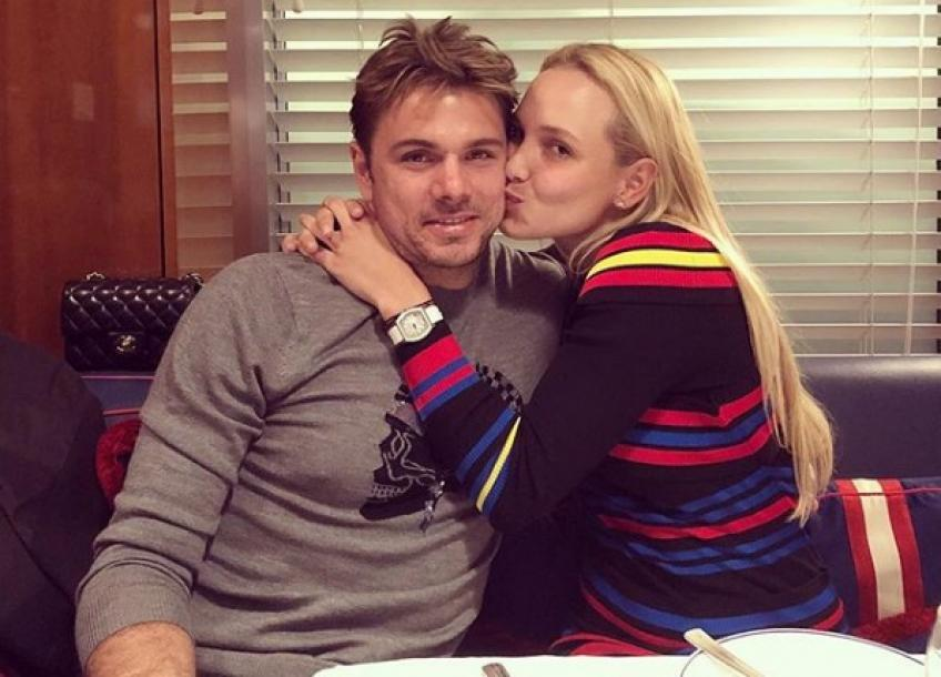 Donna Vekic speaks about her romantic relationship with Stan