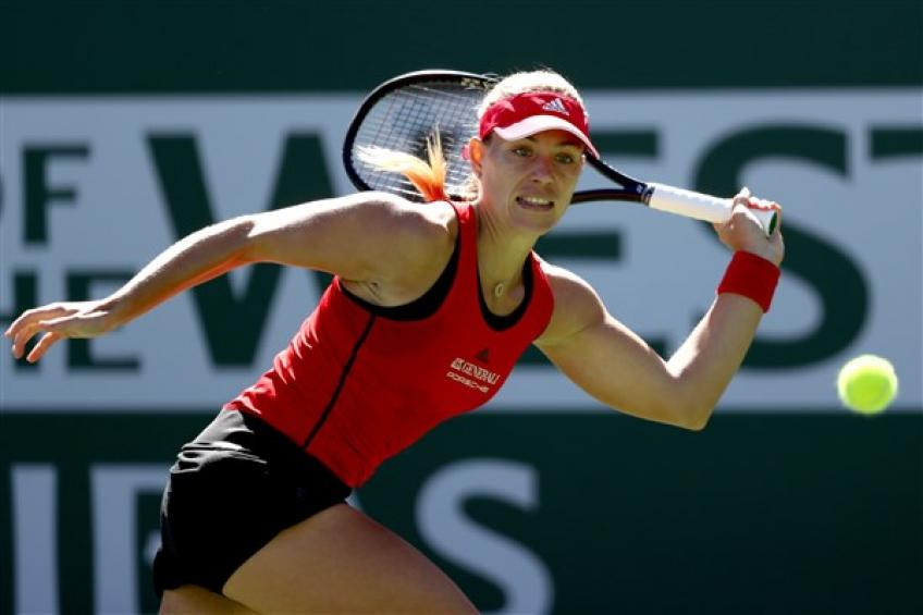 Can Angelique Kerber dominate the clay swing? (SURVEY INSIDE!)