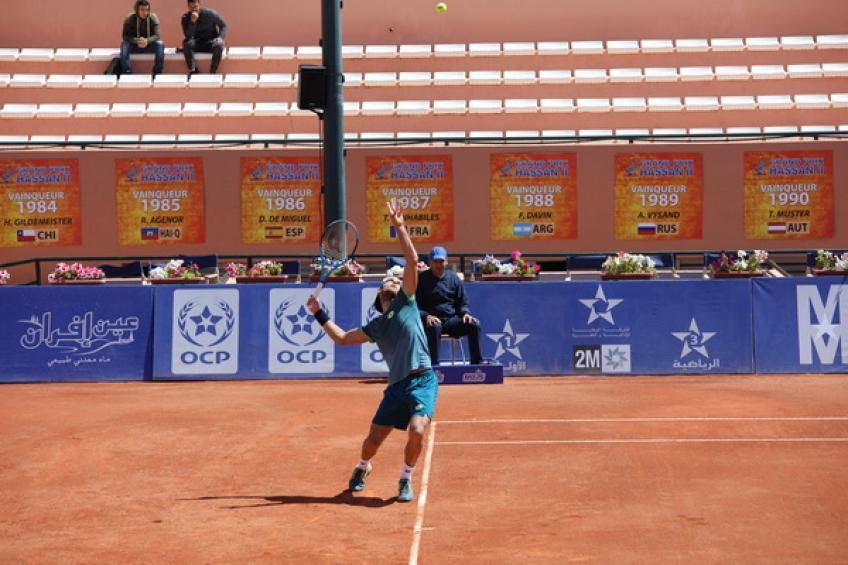 Kyle Edmund beats Malek Jaziri & Richard Gasquet to reach Marrakesh final