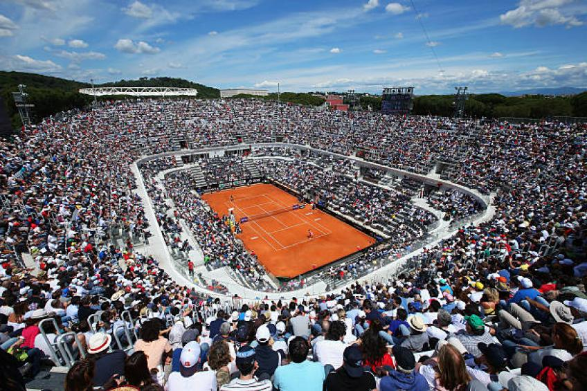 Italian Open confident of getting a retractable roof soon
