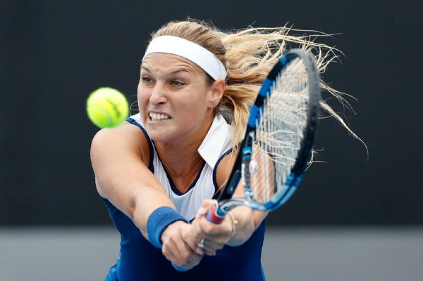 Has Dominika Cibulkova's chances for another title fizzled?